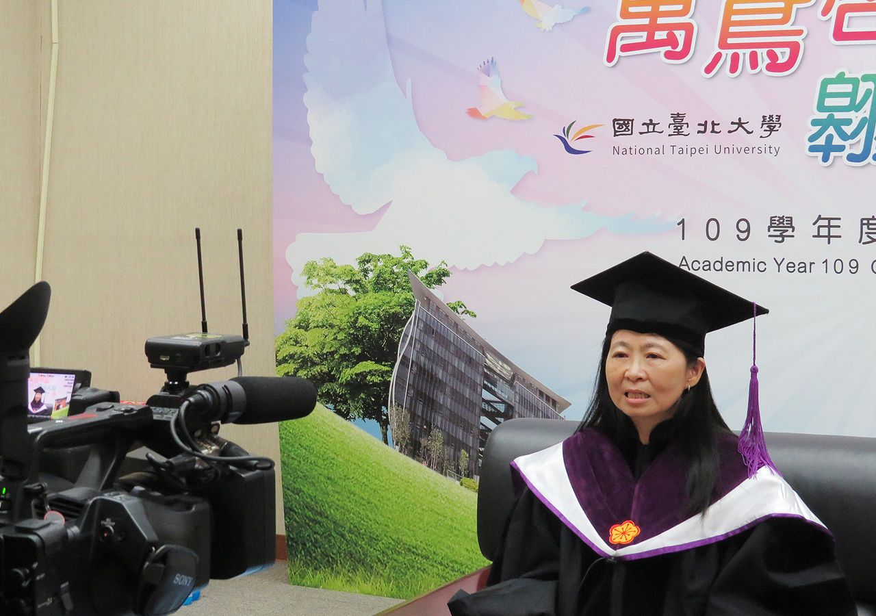 Dean of College of Law Tu I-ching